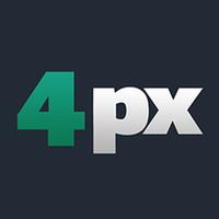 Логотип компании «4 Пикселя +»