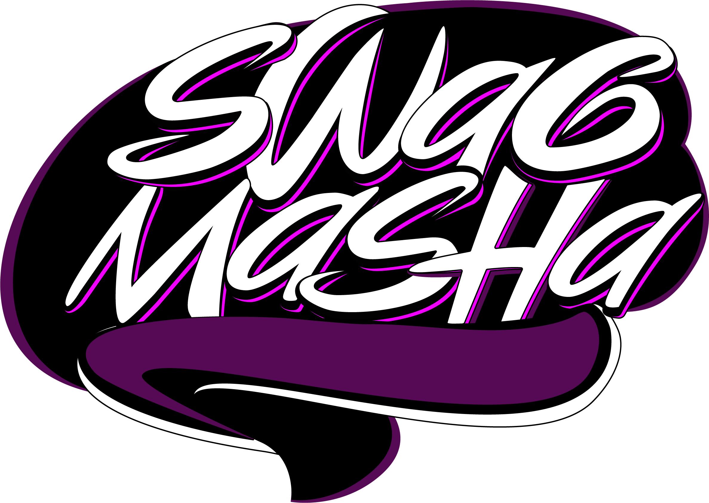 Логотип компании «SWAG MASHA»