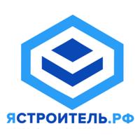 Логотип компании «ЯСТРОИТЕЛЬ.РФ»