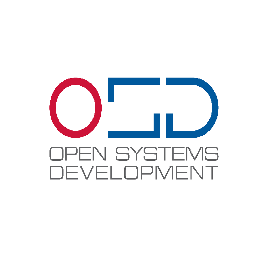Логотип компании «OPEN SYSTEM DEVELOPMENT»