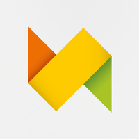 Логотип компании «Миател»