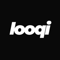 Логотип компании «looqi»