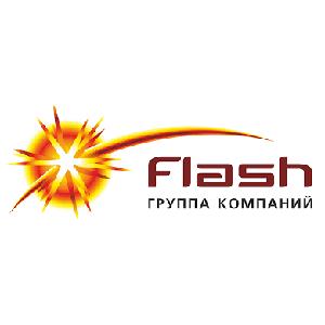 Логотип компании «Группа компаний ФЛЭШ»