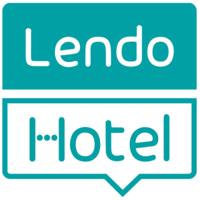 Логотип компании «LendoHotel»