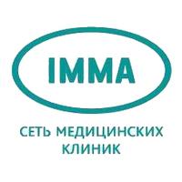 Логотип компании «ИММА»