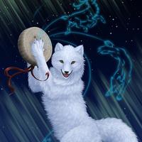 Логотип компании «Four Arctic Foxes»