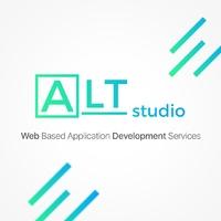 Логотип компании «ALT Studio»