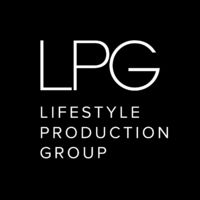 Логотип компании «Lifestyle Production Group»