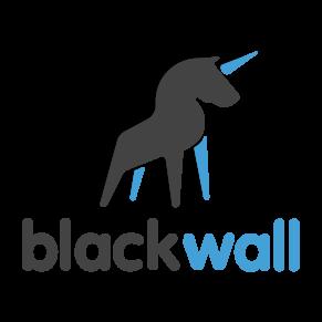Логотип компании «Black Wall Group»
