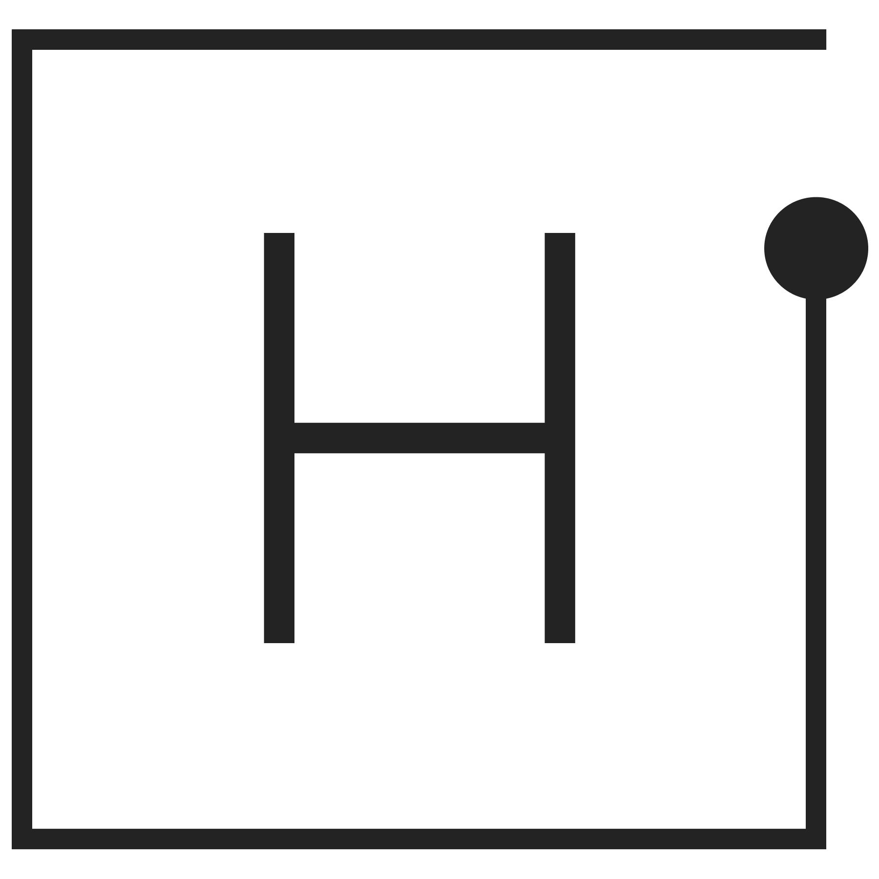Логотип компании «HeksRay»