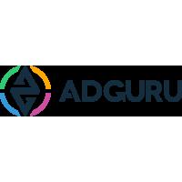 Логотип компании «AdGuru»