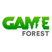 Логотип компании «Game Forest»