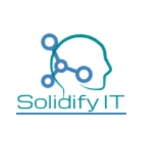 Логотип компании «Solidify IT»