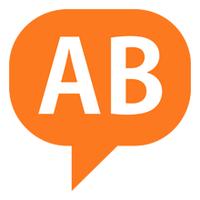 Логотип компании «AB Publishing»