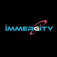 Логотип компании «Immergity»