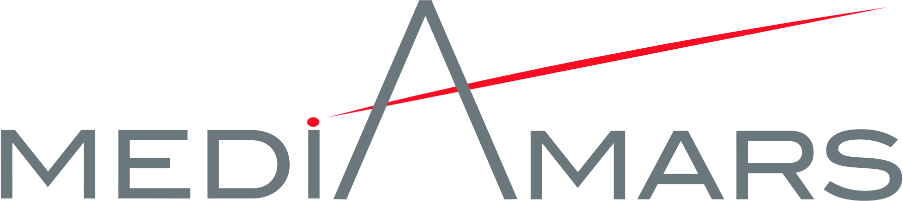 Логотип компании «MediaMars»