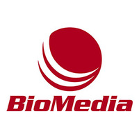 Логотип компании «Биомедиа»