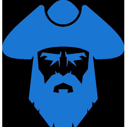 Логотип компании «Mobile Pirate»