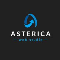 Логотип компании «Asterica»