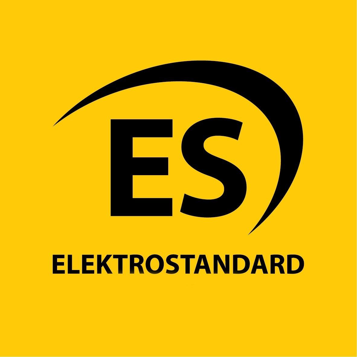 Логотип компании «Электростандарт»