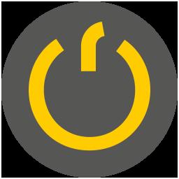 Логотип компании «FitnessON»