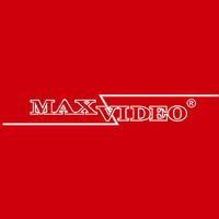 Логотип компании «MAXVIDEO»