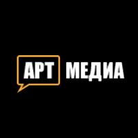 Логотип компании «Арт-Медиа»