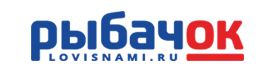 Логотип компании «РыбачОК»