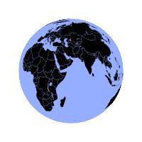 Логотип компании «Виртуальный Мир»