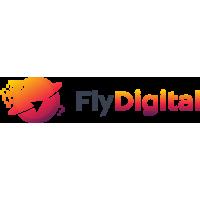 Логотип компании «FlyDigital»