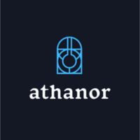 Логотип компании «Athanor»