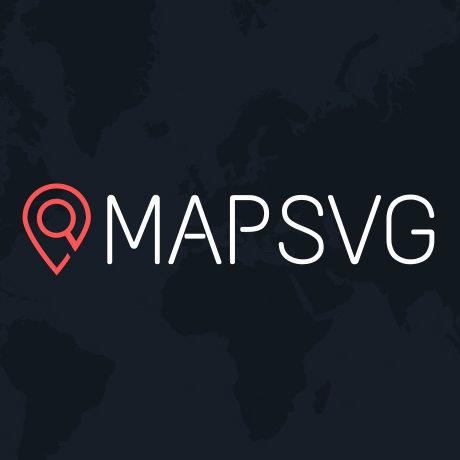 Логотип компании «MapSVG»