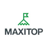 Логотип компании «MAXITOP»