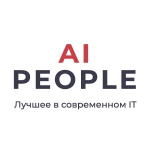Логотип компании «AI People»