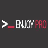 Логотип компании «ENJOY PRO»