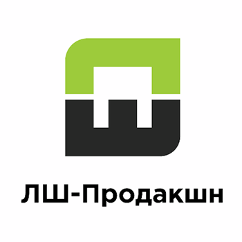 Логотип компании «ЛШ-Продакшн»