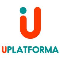 Логотип компании «Uplatforma»