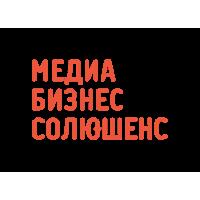 Логотип компании «Медиа Бизнес Солюшенс»
