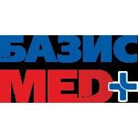 Логотип компании «Базис-МЕД+»