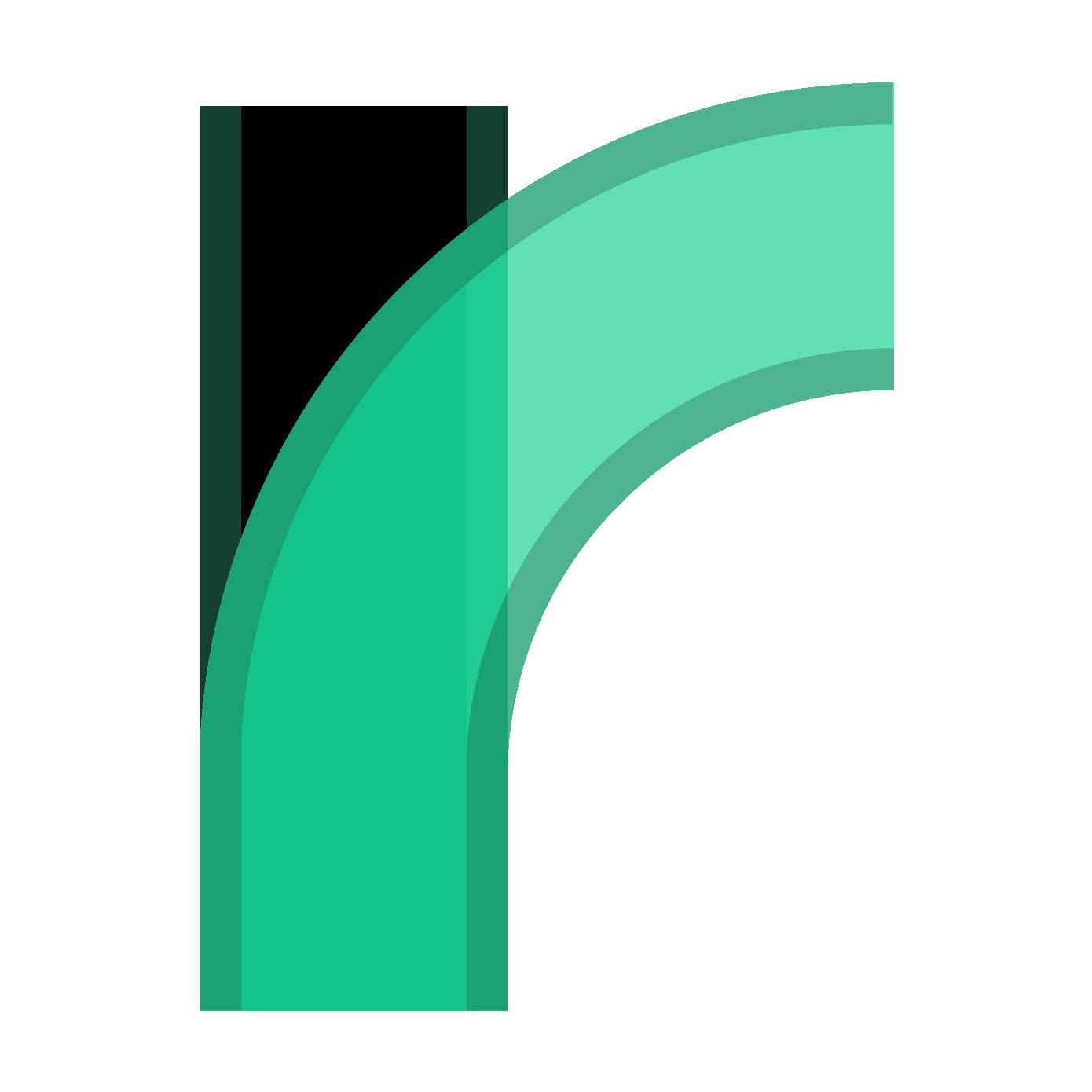 Логотип компании «Railog»