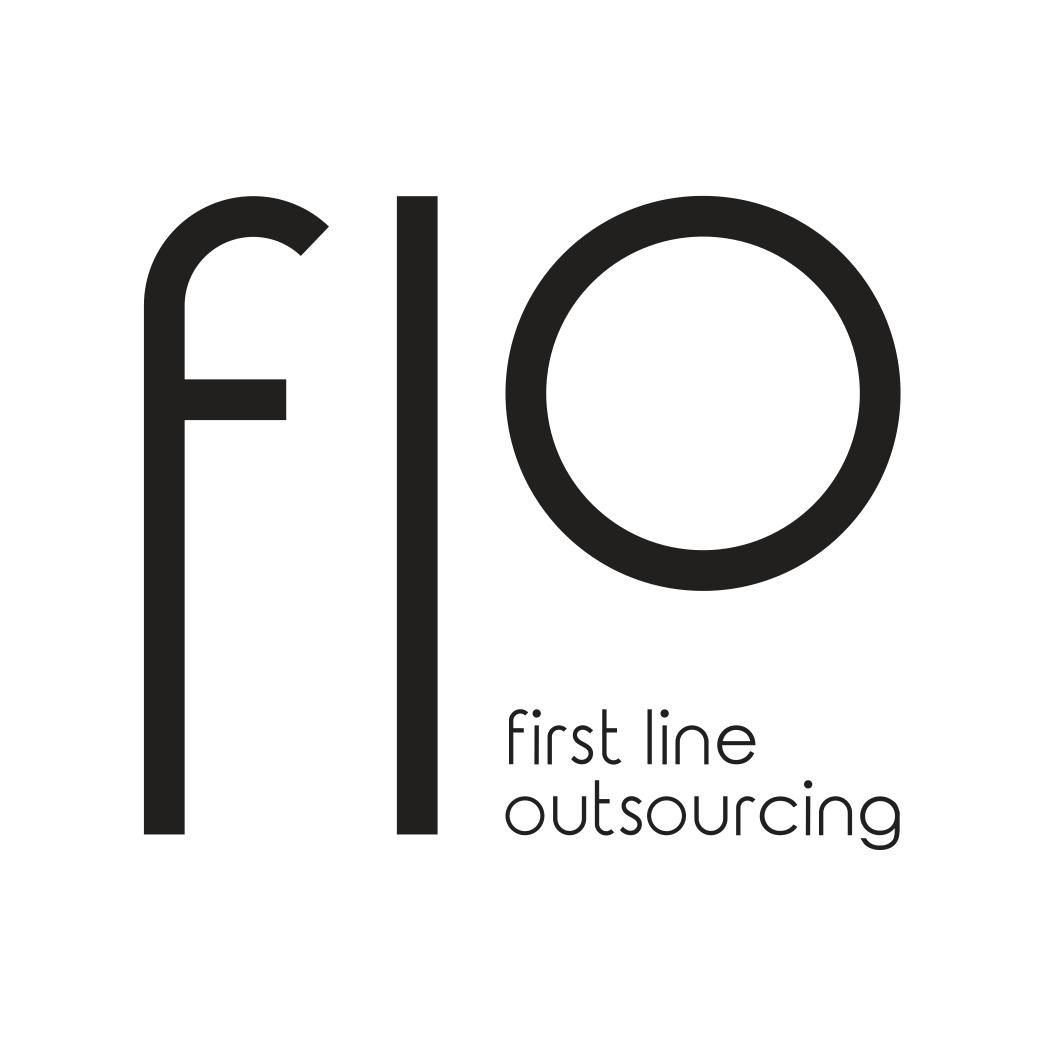 Логотип компании «First Line Outsourcing»