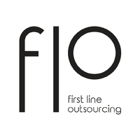 Логотип компании «First Line Outsourcing»