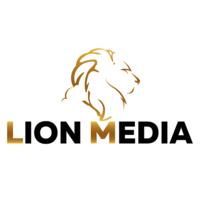 Логотип компании «Lion Media»