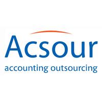 Логотип компании «Acsour»