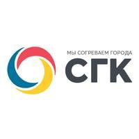 Логотип компании «Сибирская генерирующая компания»