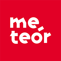 Логотип компании «Meteór»