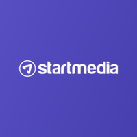 Логотип компании «startmedia»
