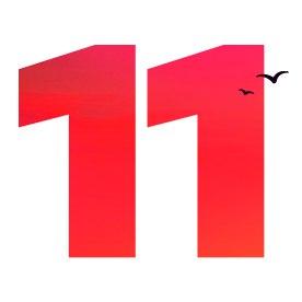 Логотип компании «11Palms»