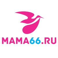Логотип компании «Mama66.ru»