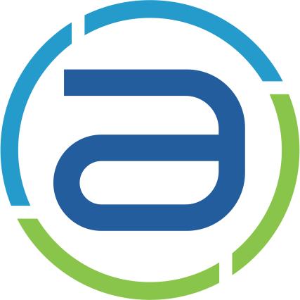 Логотип компании «Атомик Софт»